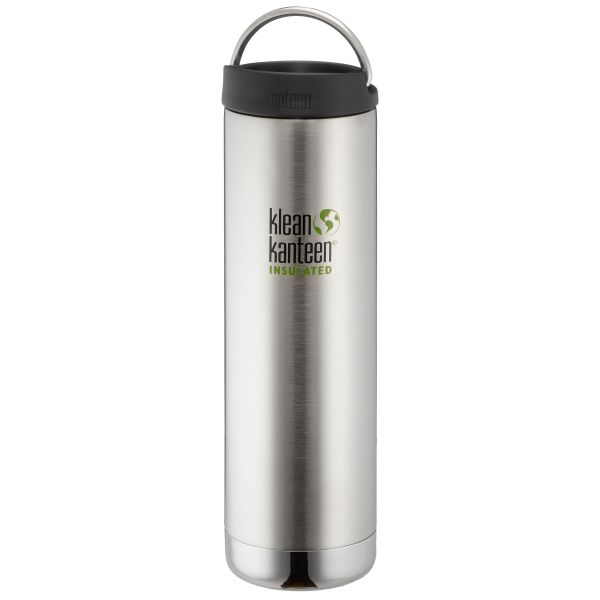 Klean Kanteen Trinkflasche TK Wide VI 592 ml brushed stainless