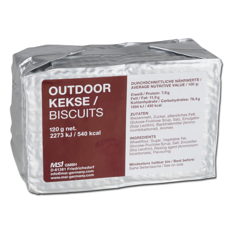 Survivor Outdoor Biscuits 125 g