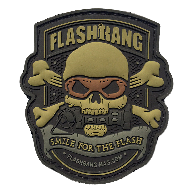 3D-Patch Flashbang desert