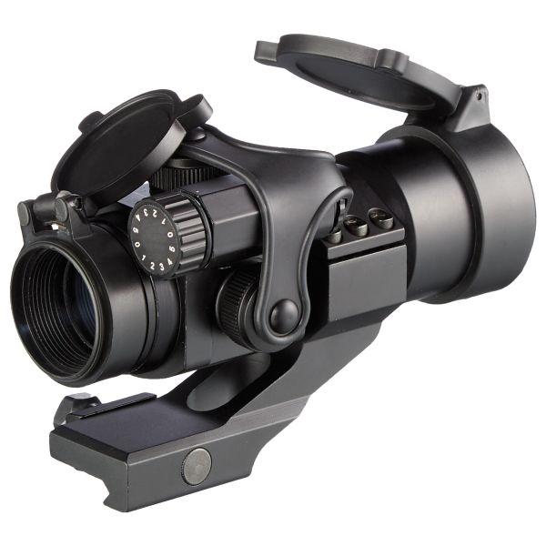 Aim-O Zieloptik M2 Red / Green Dot mit L-Montage schwarz