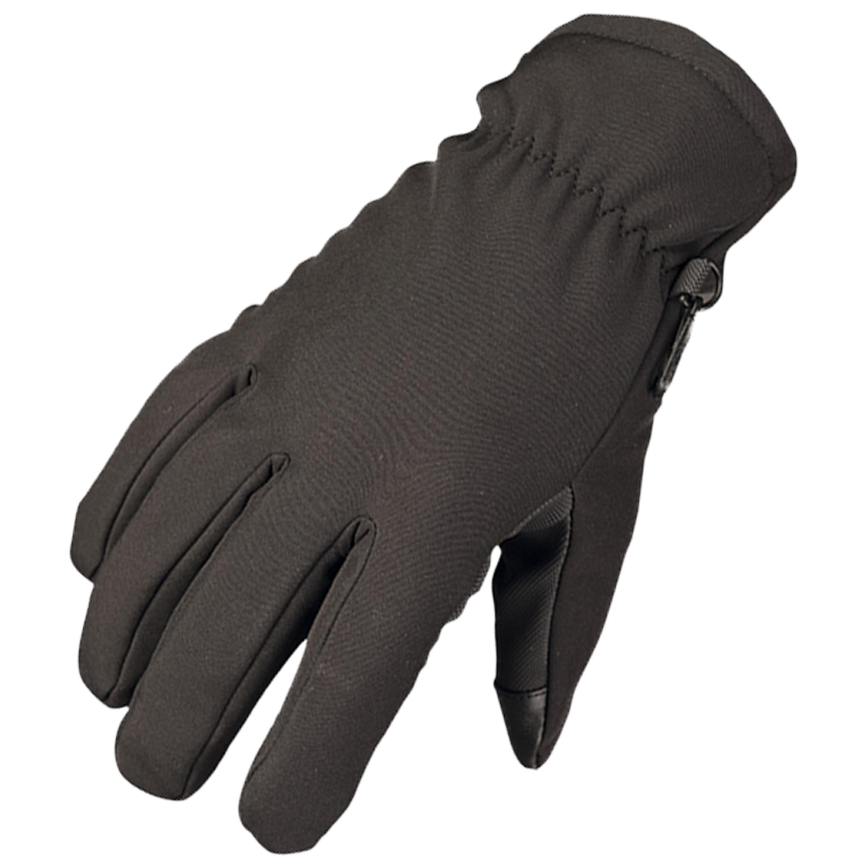 Handschuhe Softshell Thinsulate schwarz