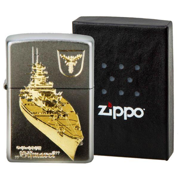 Zippo mit Gravur Bismarck