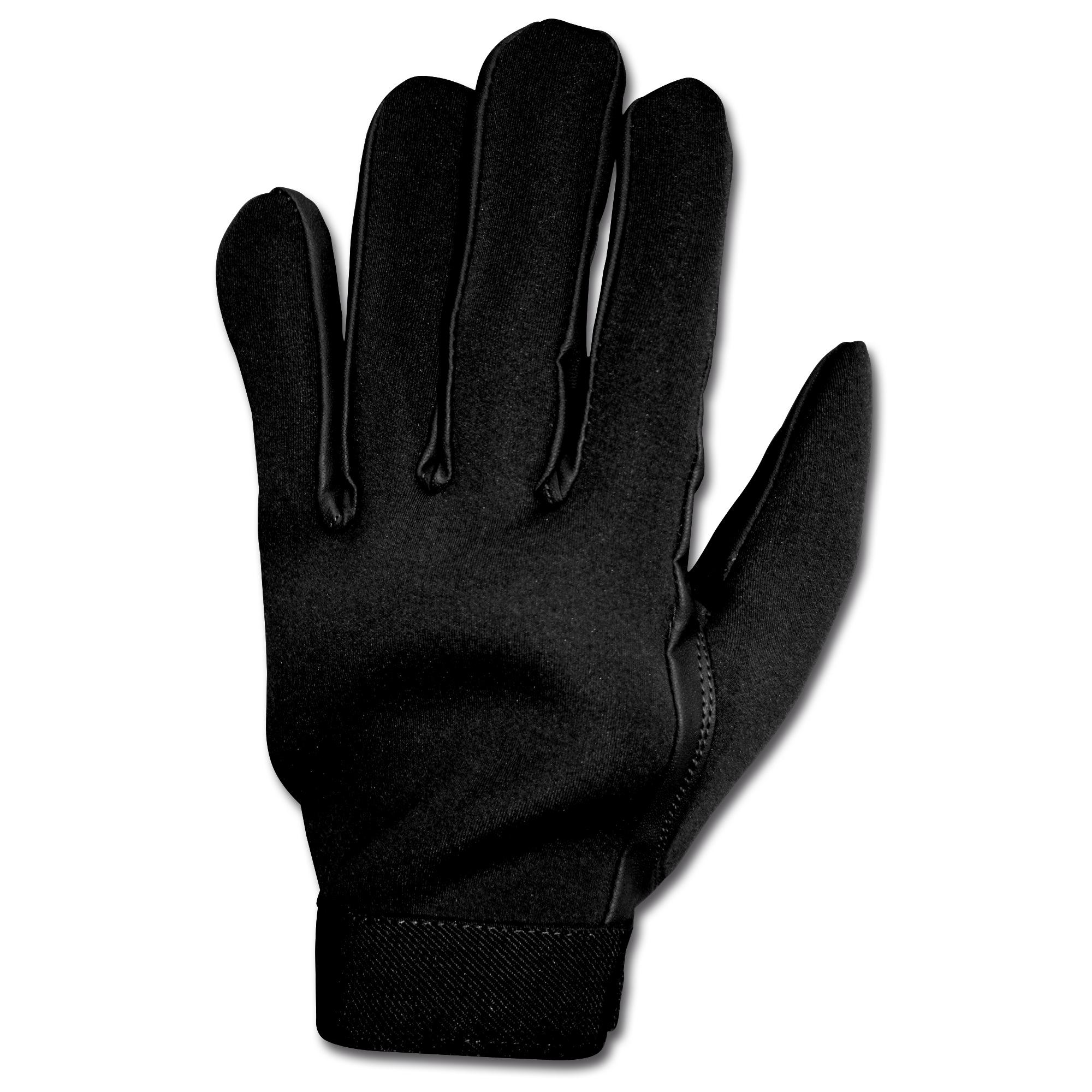 Neopren Fingerhandschuhe Profi schwarz