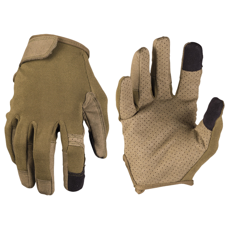Einsatzhandschuh Touch oliv