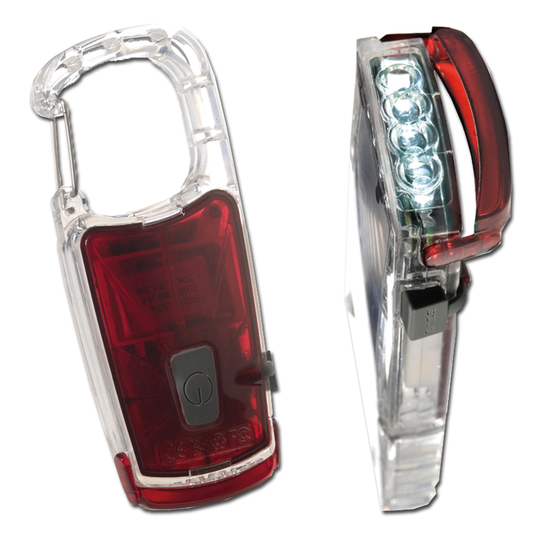 Solar-Taschenlampe Solio Clip Mini