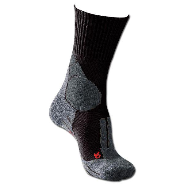 Socken Falke TK1 schwarz