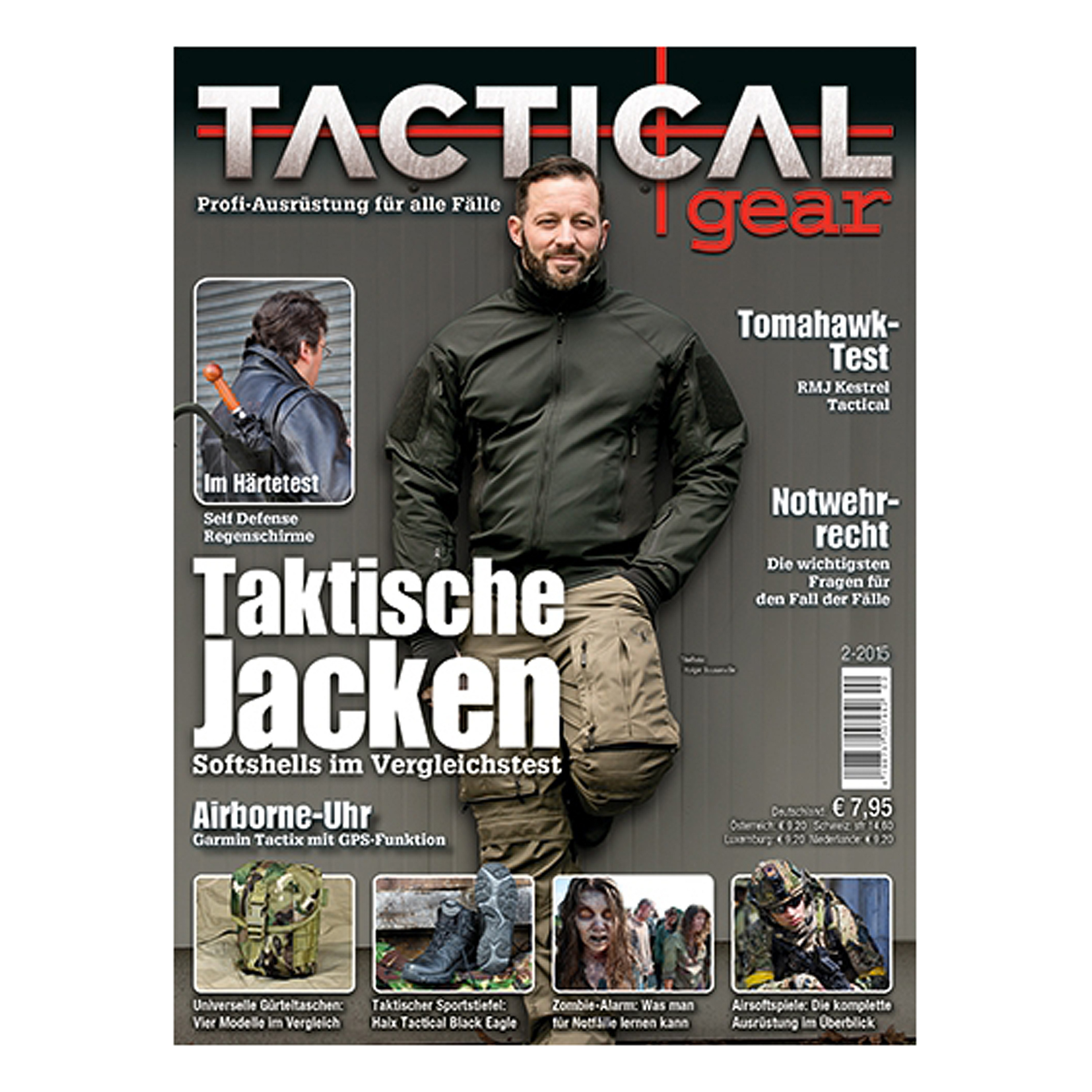Magazin Tactical Gear 2/2015