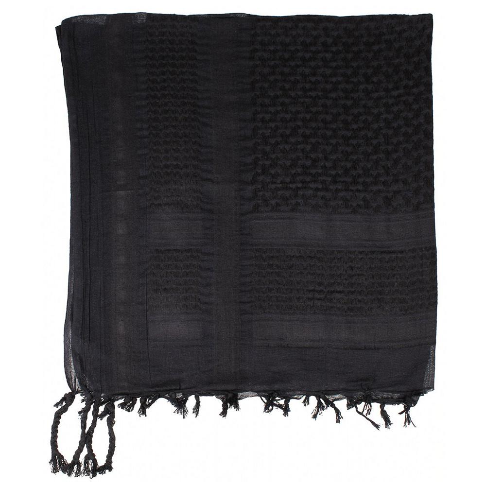 MFH Shemag PLO 110 x 110 cm Tuch schwarz