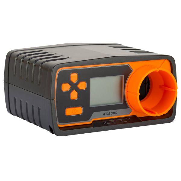 Acetech Chronograph AC5000 schwarz orange