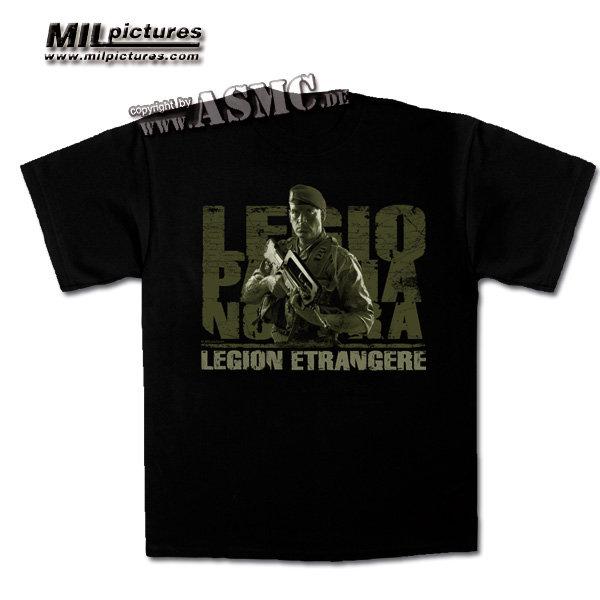 T-Shirt Mil-Pictures Legion Etrangère