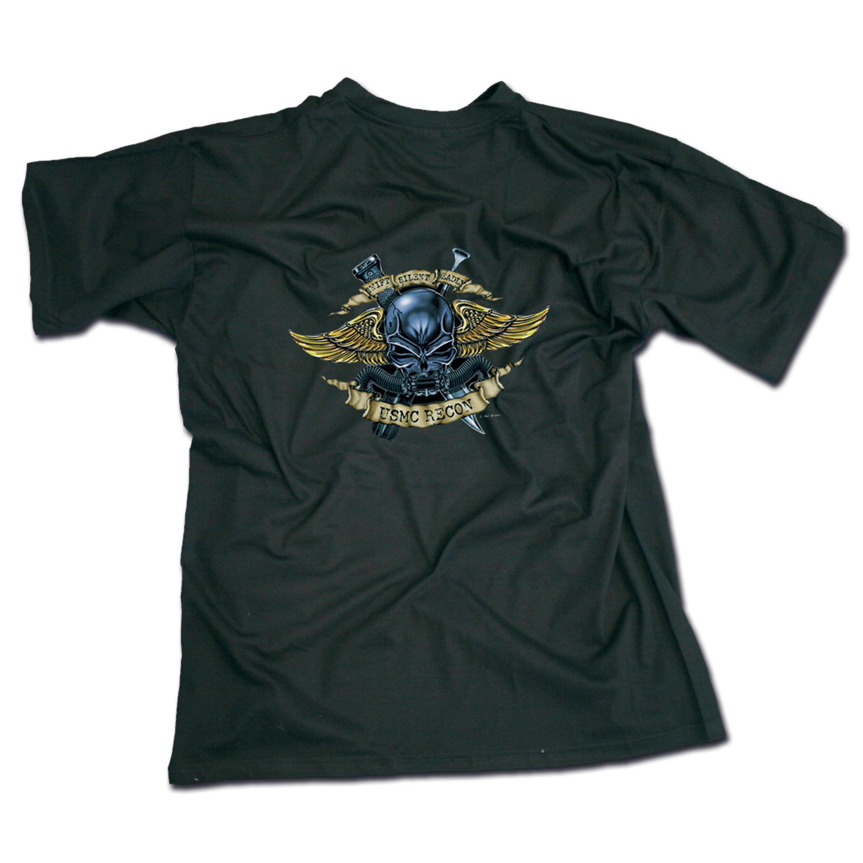 Titanen T-Shirt USMC Recon