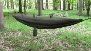 Snugpak mit Mosquitonetz