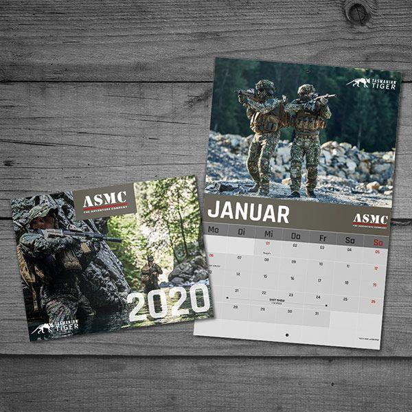 Tasmanian Tiger Imagekalender 2020