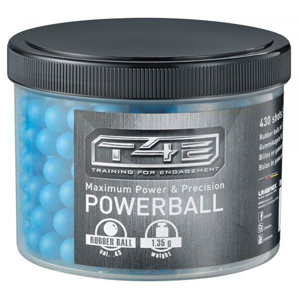 T4E Home Defense Powerballs Kaliber .43 430 Stück
