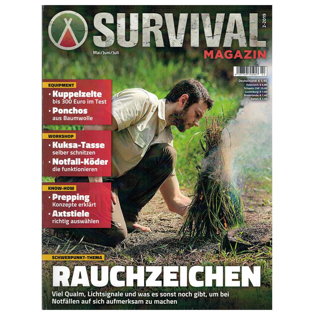 Survival Magazin 02/2019