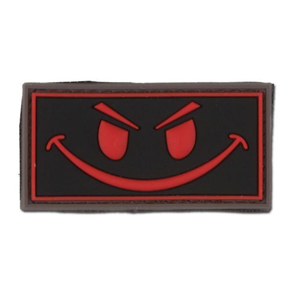 3D-Patch Evil Smiley blackmedic