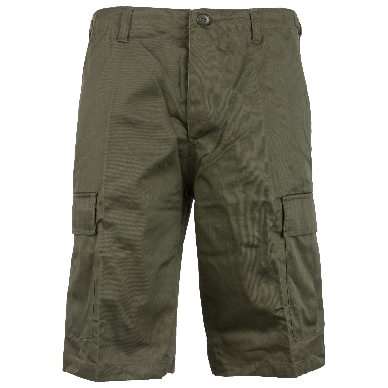 BDU Shorts oliv