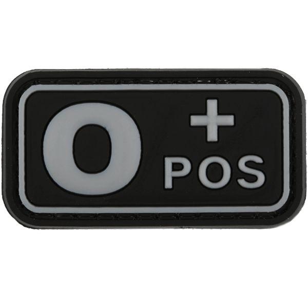 TAP 3D Blutgruppenpatch 0 Pos swat