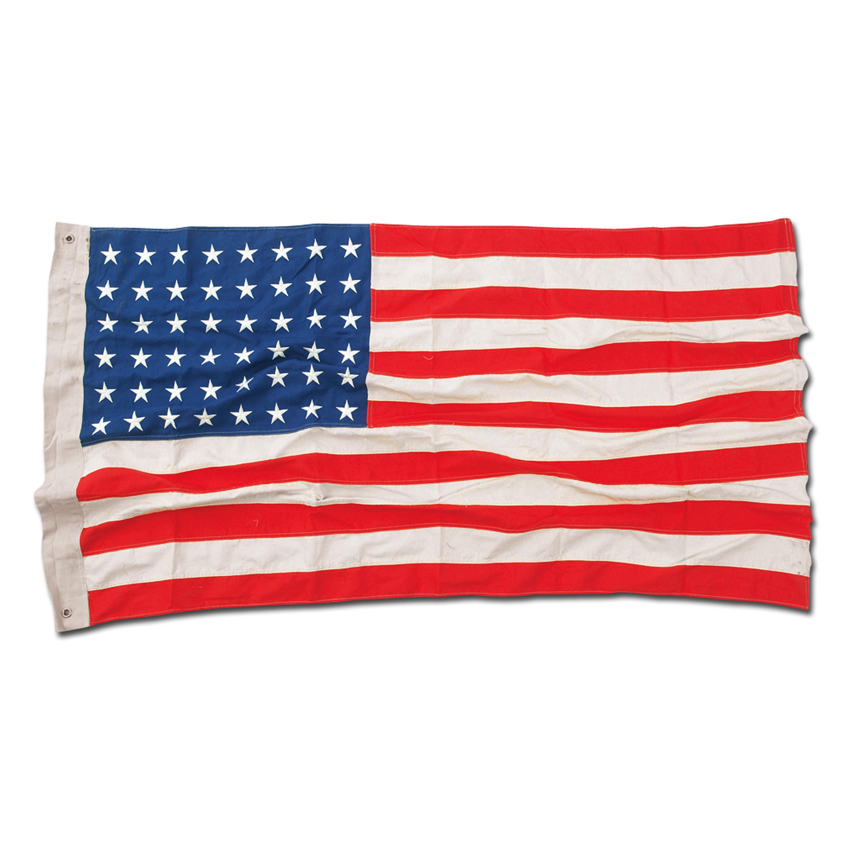 Flagge US Vintage 48 Stars