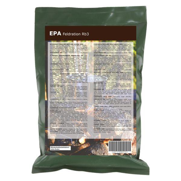 EPA Feldration RB3