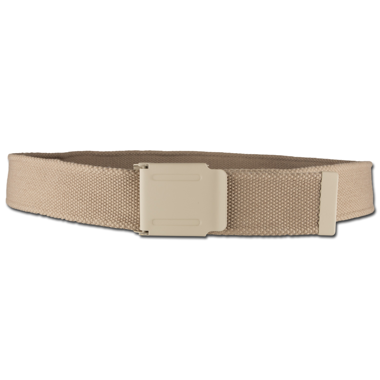 Hosengürtel Mil-Tec Safety Buckle khaki