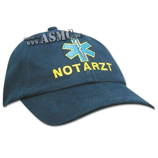 Baseball Cap Notarzt