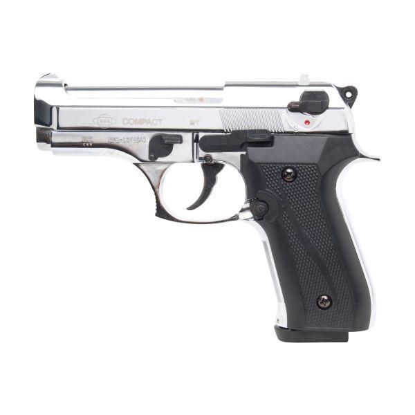 Ekol Firat Pistole Compact verchromt