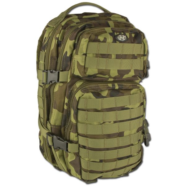 Rucksack US Assault Pack CZ tarn