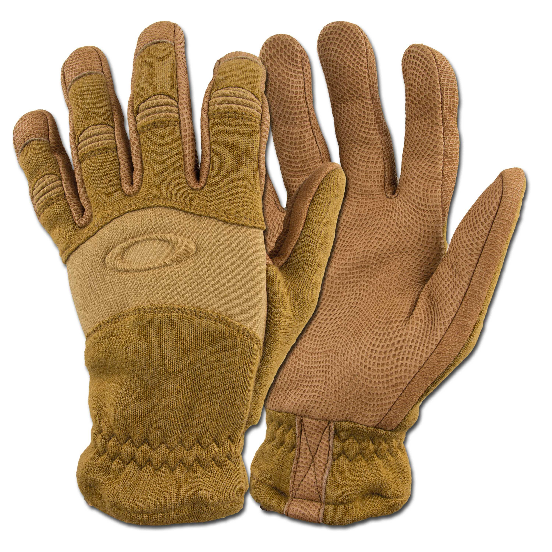 Handschuhe Oakley Lightweight FR Glove coyote