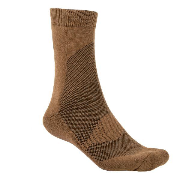 Mil-Tec Socke Coolmax coyote