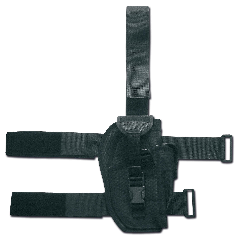 Tiefziehholster P8 schwarz rechts