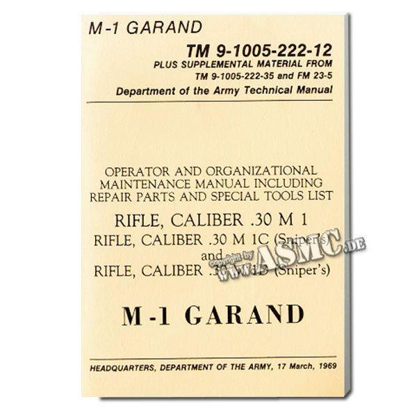 Buch M-1 Garand