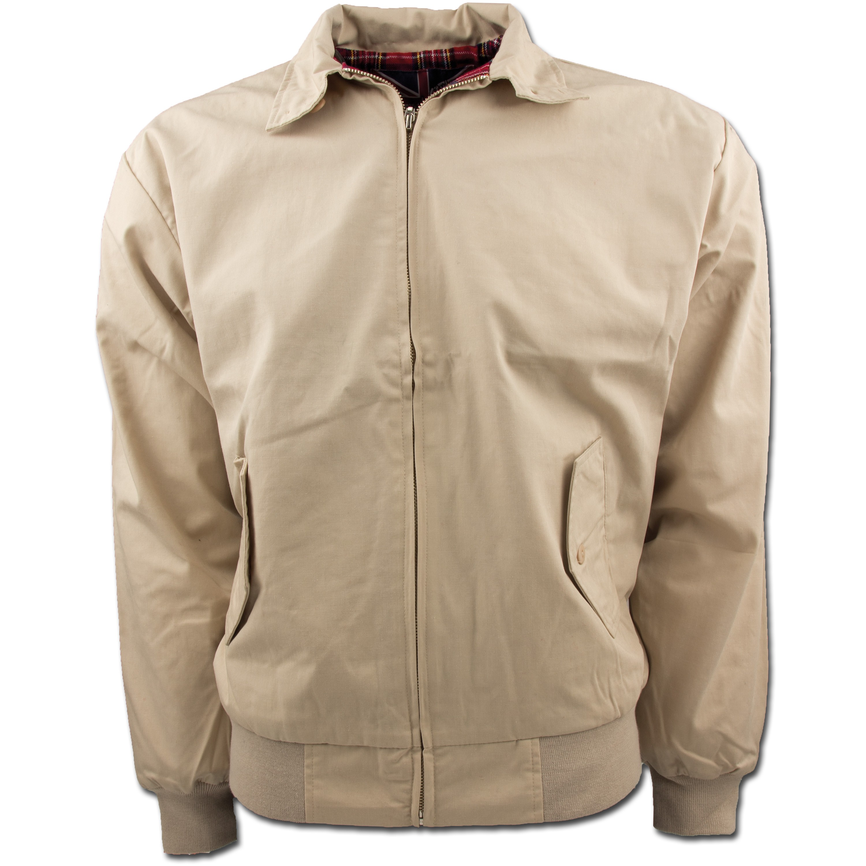 Harrington Jacke khaki