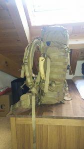 Raid Pack MKIII - Coyote 3