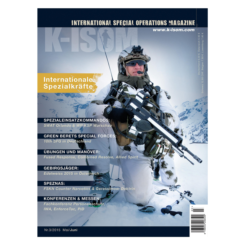 Kommando Magazin K-ISOM Ausgabe 03-2015