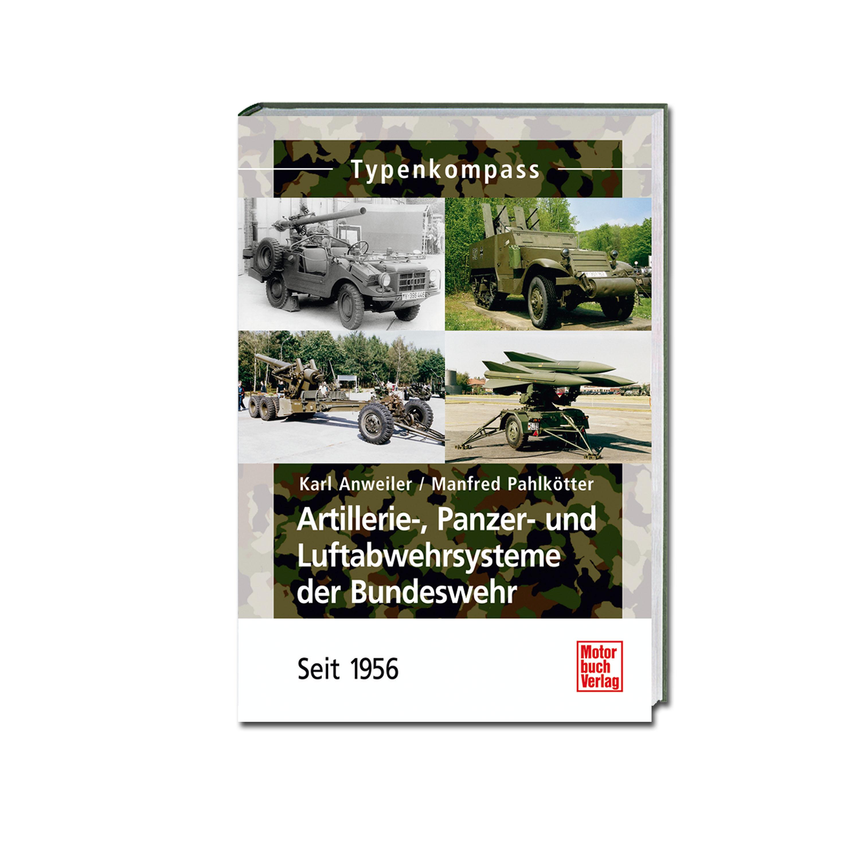 Buch Typenkompass Artillerie- Panzer- und Luftabwehrsysteme