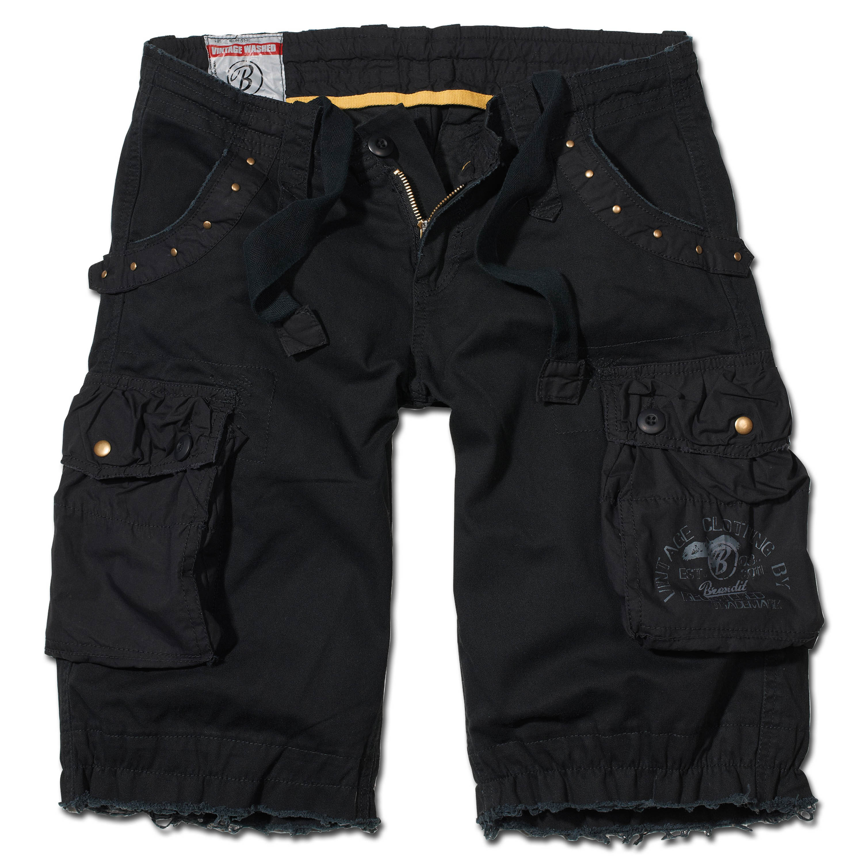 Brandit Soho Short Woman schwarz