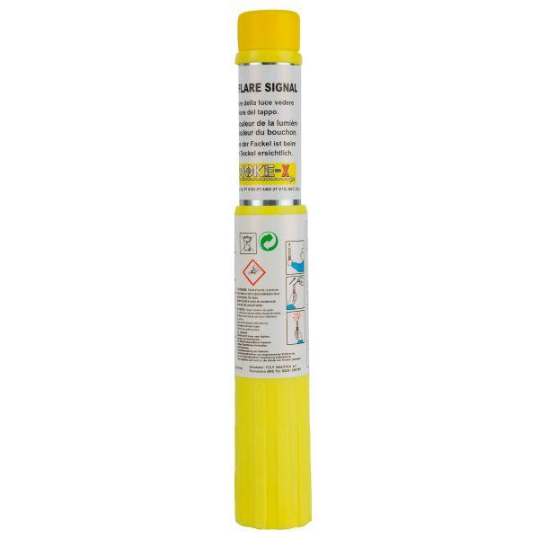 Smoke-X Rauchgranate SX-13 Pyrofackel gelb