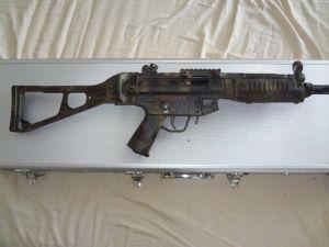 HK MP5 A5 paintjob