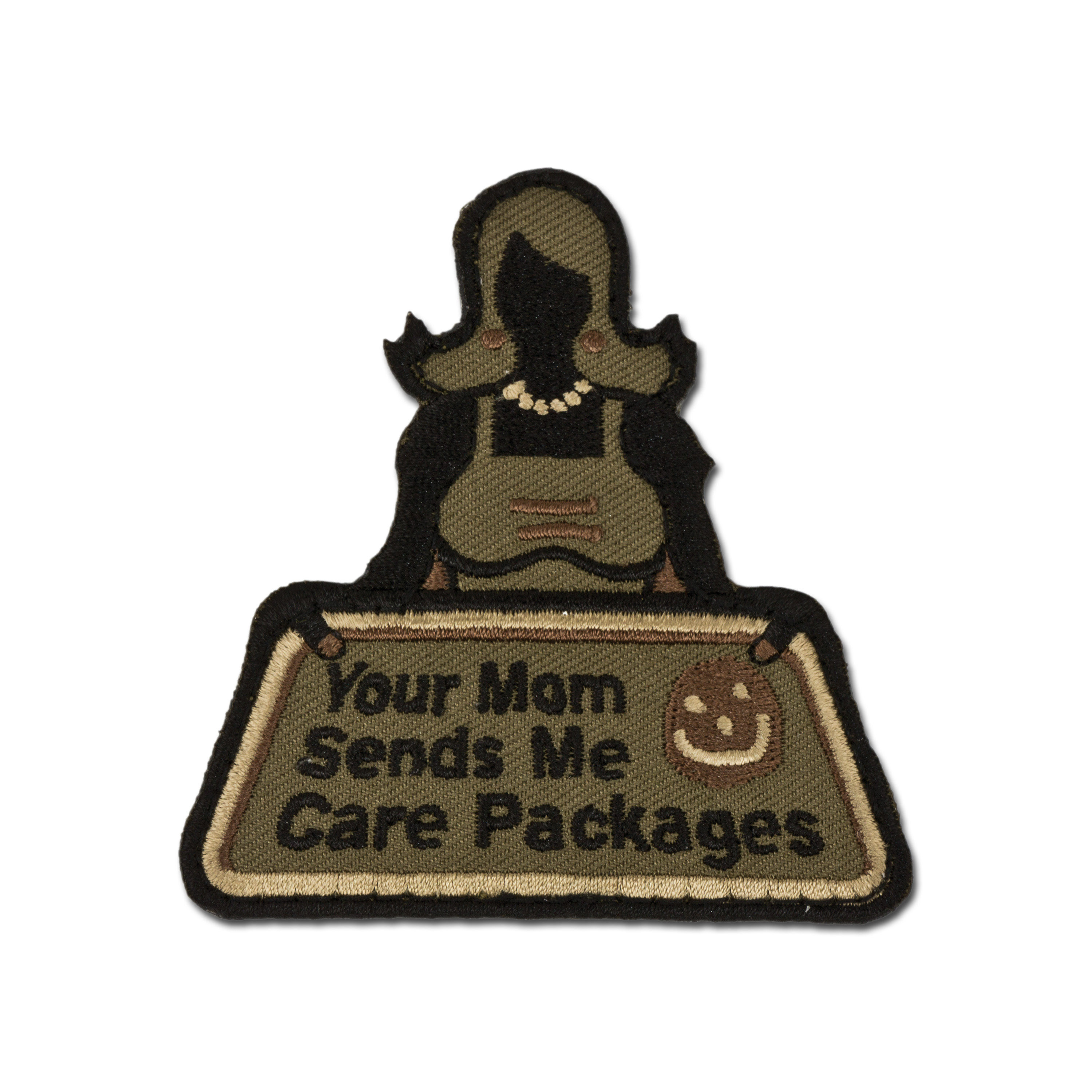 MilSpecMonkey Patch Your Mom Sends forest