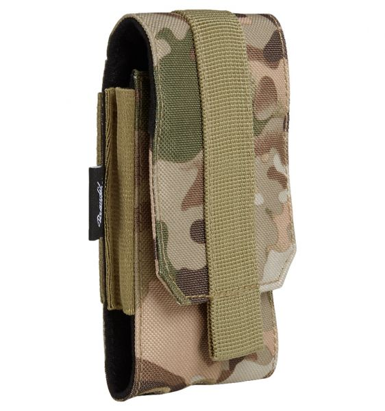 Brandit Handytasche Molle Phone Pouch medium tactical camo