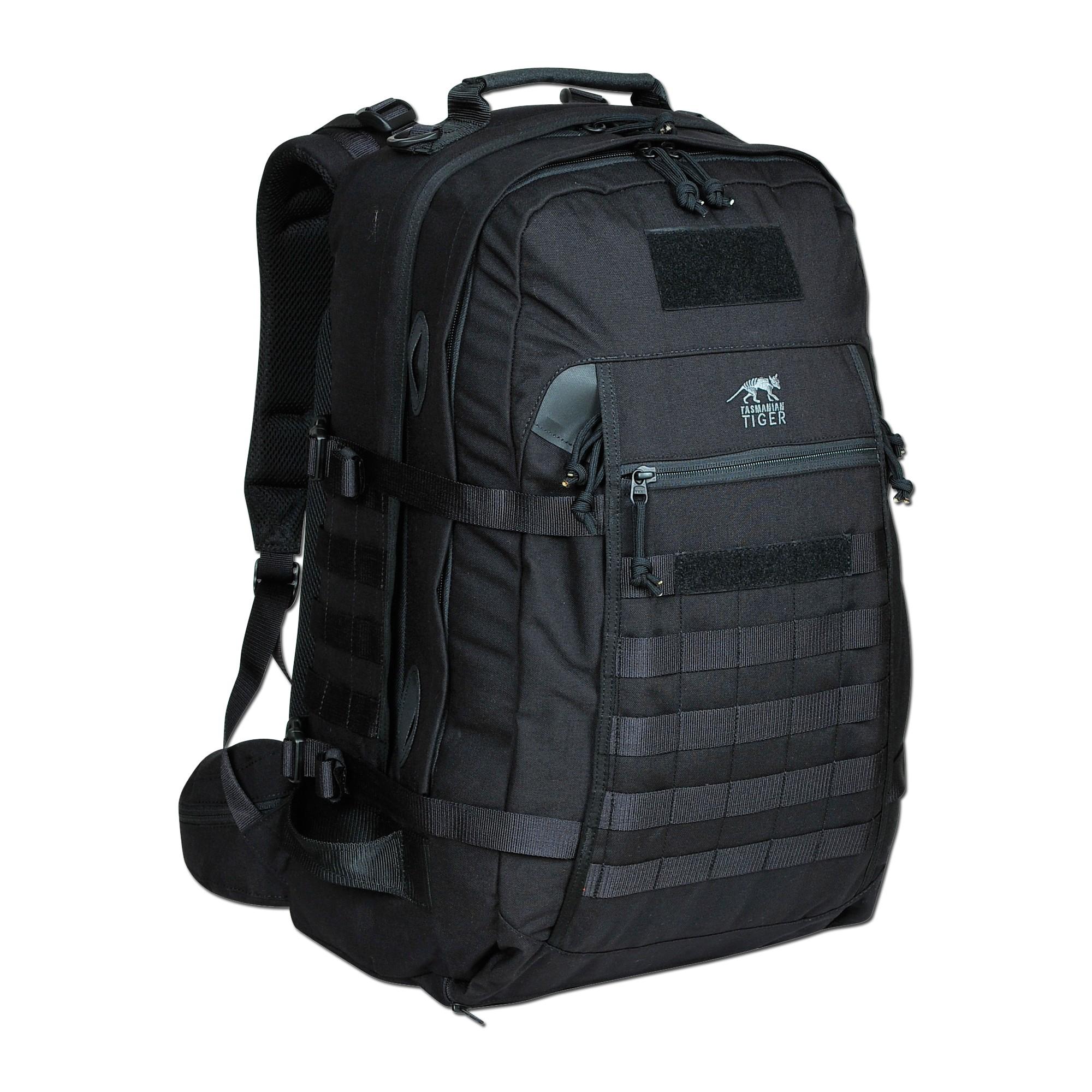 Rucksack TT Mission Bag schwarz