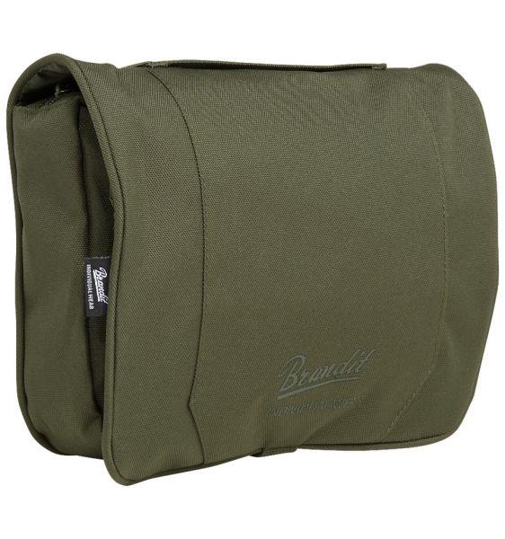 Brandit Toilettentasche Toiletry Bag large oliv
