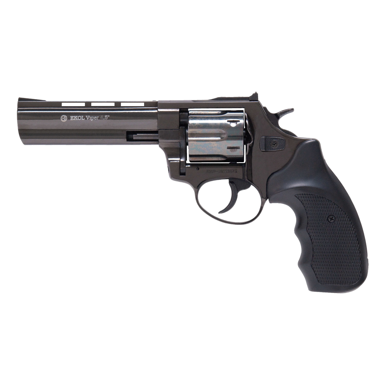 Ekol Revolver Viper 4.5 Zoll schwarz