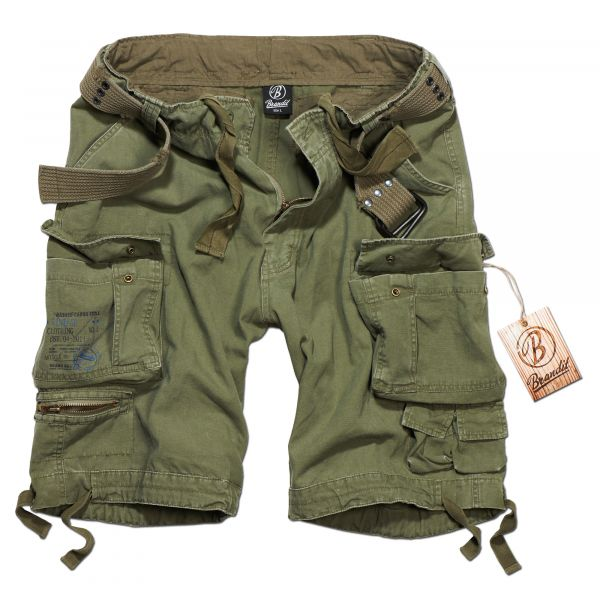 Brandit Savage Shorts oliv