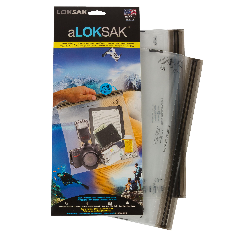 aLoksak 2-er Pack 30.1 x 29.8 cm