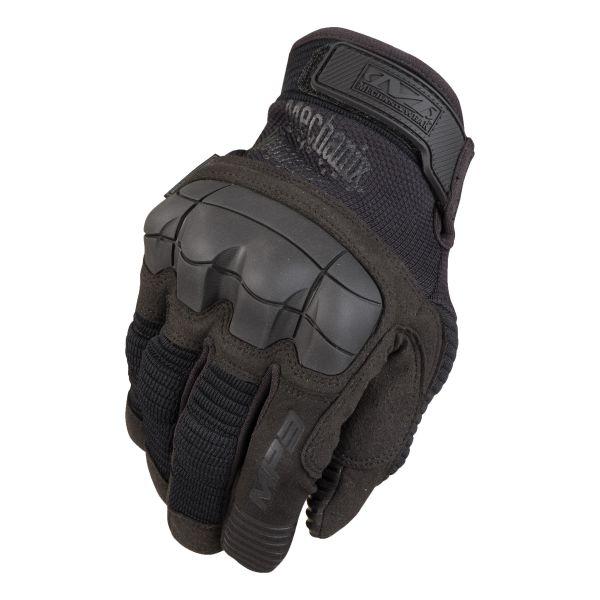 Handschuhe Mechanix M-Pact 3 Leather schwarz
