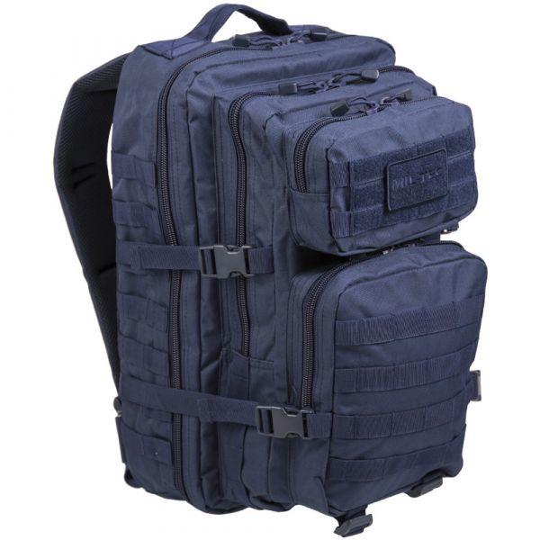 Mil-Tec Rucksack US Assault Pack II blau