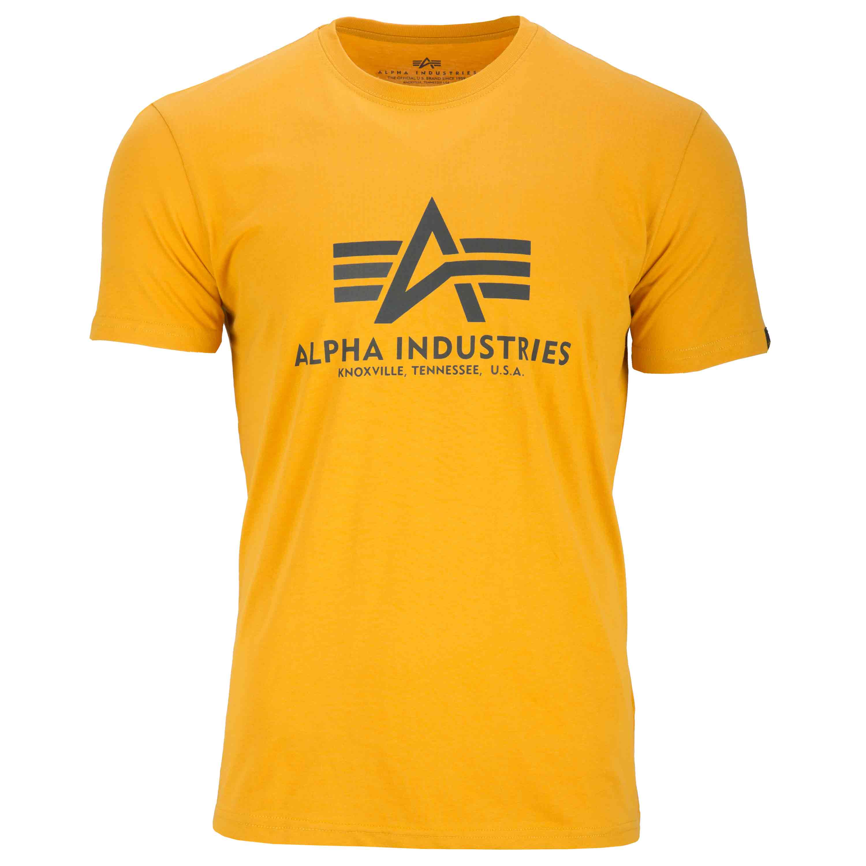 Alpha Industries T-Shirt Basic wheat