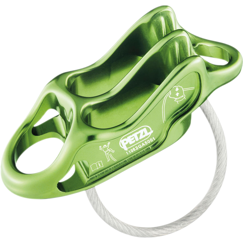 Petzl Sicherungsgerät Reverso 4 apple green